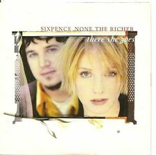 SIXPENCE NONE THE RICHER There She Goes CARDslv CD