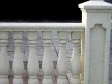 SQUARE COLUMNS KEYSTONE FOR BALUSTRADE PRECAST STONE