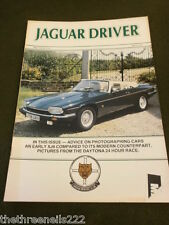 JAGUAR DRIVER #393 - APRIL 1993 - PHOTOGRAPHING CARS