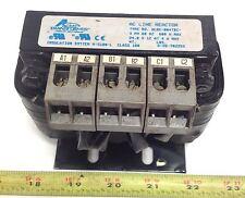 ACME TRANSFORMER AC LINE REACTOR 3PH 60HZ 600V ALRC-004TBC