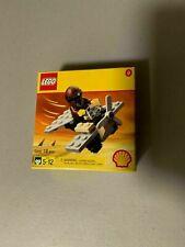 MINT SEALED LEGO SET 2542 SHELL #8 ADVENTURERS PLANE 1998 RARE NIB