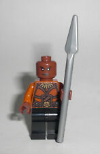 LEGO Super Heroes - Okoye - Figur Minifig Black Panther Rhino Killmonger 76099