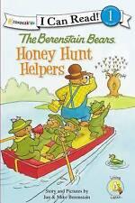 The Berenstain Bears: Honey Hunt Helpers by Jan Berenstain, Mike Berenstain...