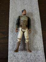 Star Wars Vintage Kenner Lando Calrissian Skiff Guard Loose Action Figure 1982