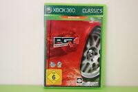 Project Gotham Racing PGR 4 - XBOX360 Game PAL - English Version