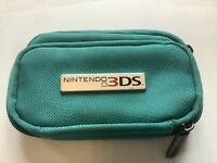Official Nintendo 3ds Zip Around Hard Shell Carry Case Blue
