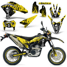 Yamaha Graphic Kit WR 250x WR250 X/R Bike Decal Wrap w/ Backgrounds 07-16 REAP Y