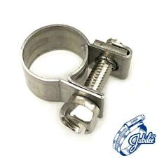 """Bag of 50-1//4/"""" Line Loop Clamps Rubber Cushioned P Clips clamp hose clip"""