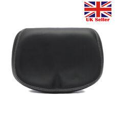 Universal Extra Wide Comfy Cushioned Bicycle Saddle Bike Seat Soft Padded Parts