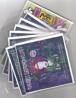 PUNKADELIC ELECTRONICA VOLUME's 1,2,3 & 4. ALL 4 COMPILATION CD'S. SPECIAL PRICE