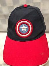 CAPTAIN AMERICA Marvel Snapback Adult Cap Hat