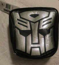 Valvoline Transformers 2017 AutoBot Lunchbox Cooler Insulated Bag LIMITED (T3)