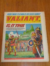 VALIANT 28TH MARCH 1970 FLEETWAY BRITISH WEEKLY COMIC*