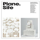 Cy Twombly Original Exhibition Poster Plane Site in White/Gray 35x25