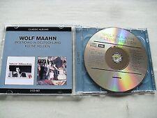 Wolf Maahn – Irgendwo In Deutschland / Kleine Helden  1984 & 1986   2CD