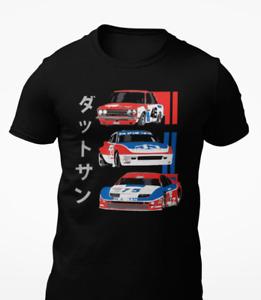 Datsun Japanese Racing Generations T-Shirt