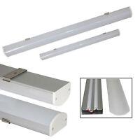 36W LED Lichtleiste 120cm Wandlampe Möbel Unterbauleuchte Küchenlampe 230V