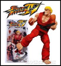"Neca - Classic Ken - Street Fighter 7"" Action Figure Model - Capcom - Teppen"