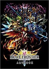 Brave Frontier Art Book JAPAN design works Android iOS Japan new .