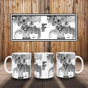 The Beatles Revolver Album Art Mug Ideal Gift