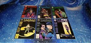 Batman Huntress Cry for Blood #1 2 3 4 5 6 run/lot DC Comics Rucka Burchett