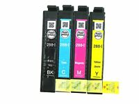 Genuine Epson 288-I Black/Tri-Color ink Cartridge for Espon XP-434 340 Printer