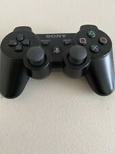 Sony PlayStation 3 PS3 Sixaxis Controller Black Wireless