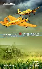 EDUARD 2131 SERVUS CHLAPCI in 1:72 LIMITED Dual Combo