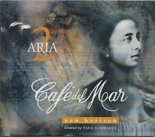 Vol. 2-Cafe Del Mar Aria - Cafe Del Mar Aria 2cd Digipak