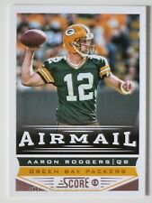 AARON RODGERS  - Score 2013 Air Mail #232 (Green Bay PACKERS) NFL Playercard