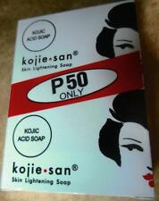 KOJIE SAN kojic acid soap Skin lightening 2 bars 65 grams Philippines new stock