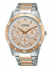 Lorus Stainless Steel Band Women's Analogue Wristwatches