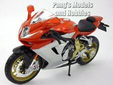 MV Agusta F3 Serie Oro 2012 1/12 Scale Diecast Metal Model Motorcycle by Maisto