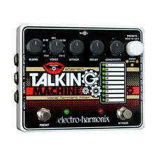 Electro Harmonix Stereo Talking Machine Vocal Formant Filter, New!