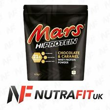 MARS HI PROTEIN POWDER WHEY SHAKE CHOCOLATE CARAMEL 875g