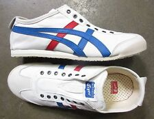 Asics Onitsuka Tiger Mexico 66 Slip-On White Tricolor size 8 (# D3K0N.0143)