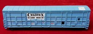 Life Like Ho Scale Celotex all door Train Freight Car Lunx 4411