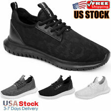 Men's Running Casual Athletic Sneakers Outdoor Walking Tennis Jogging Shoes Gym