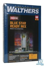 HO Walthers Cornerstone kit 933-3086 * Blue Star Ready Mix * NIB