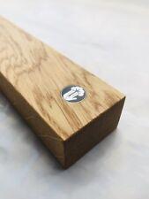 Magnet-Messerleiste aus Eiche, Messerblock, Messerhalter