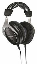 Shure SRH1540 Premium Closed-Back Headphones Over Head Monitor Music Studio
