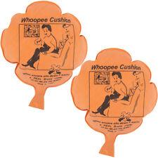 2pk Whoopee Cushion Classic Full Size Noisemaker Gag Gift Practical Joke Toy
