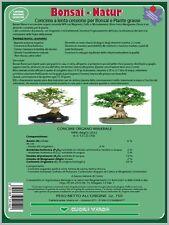 SPECIALE BONSAI - CONCIME BIOLOGICO PER BONSAI E PIANTE GRASSE GR 750