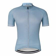 New Man Cycling Jerseys  Ride Women Short Sleeve Racing Team Top Bicycle Shirt