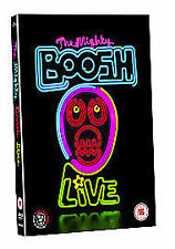 The Mighty Boosh Live (DVD, 2006, 2-Disc Set)