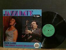 Tubby Hayes QUARTET Jazz Date LP Cleo Laine British Jazz lovely copy!!!