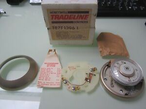 Vintage NIB HONEYWELL Mercury THERMOSTAT Accurate T87F 1396 1