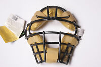 Rawlings 12+ OV62 Baseball Catcher's Face Mask Black Youth - OLD STORE STOCK S54