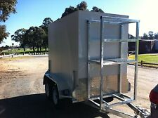 9ft x 5ft  mobile cool room Coolroom Portable coolroom trailer walk in