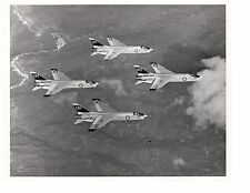 Vought Crusaders F8 VC7 Navy Fighter Aircraft Official Photo 8x10